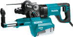"Makita HR2661 1"" Rotary Hammer w/ HEPA Dust Extractor"