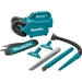 Makita LC09Z 12V MAX CXT Lithium‑Ion Cordless Vacuum, Tool Only