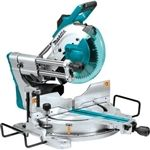 Makita LS1019L 10 in. Dual‑Bevel Sliding Compound Miter Saw with Laser