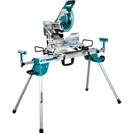 Makita LS1019LX 10 in. Dual‑Bevel Sliding Compound Miter Saw with Laser and Stand