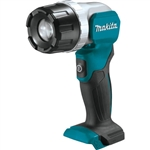Makita ML106 12V Max CXT Lithium-Ion Cordless Adjustable Beam L.E.D. Flashlight, Flashlight Only