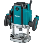 Makita RP1800 3-1/4 in. HP Plunge Router