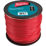 Makita T-03458 Round Trimmer Line, 0.105 in., Red, 690 ft., 3 lbs.
