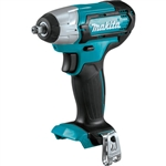 Makita WT02Z 12V MAX CXT Lithium‑Ion Cordless 3/8 in. Impact Wrench, Tool Only