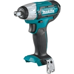 Makita WT03Z 12V CXT Lithium Ion Cordless 1/2 in. Square Drive Impact Wrench, Tool Only