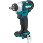 Makita WT06Z 12V max CXT Lithium Ion Brushless Cordless 1/2 in. Sq. Drive Impact Wrench, Tool Only