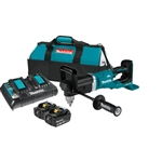 Makita XAD03PT 18V X2 LXT Lithium‑Ion (36V) Brushless Cordless 1/2 in. Right Angle Drill Kit (5.0Ah)