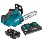 Makita XCU08PT 18V X2 (36V) LXT Lithium-Ion Brushless Cordless 14 in. Top Handle Chain Saw Kit (5.0Ah)