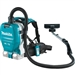 Makita XCV09Z 18V X2 LXT Lithium‑Ion 36V Brushless Cordless 1/2 Gallon HEPA Filter Backpack Dry Vacuum, Tool Only