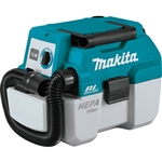 Makita XCV11Z 18V LXT 2 Gallon HEPA Wet/Dry Vac