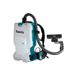 Makita XCV17Z 18V X2 (36V) LXT Lithium Ion Brushless Cordless 1.6 Gallon HEPA Filter Backpack Dry Vacuum, Tool Only