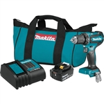 Makita XFD131 18V LXT Li-Ion Brushless Cordless 1/2 in. Driver-Drill Kit 3.0 Ah