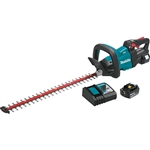 Makita XHU07T 18V LXT Lithium-Ion Cordless 24 in. Hedge Trimmer Kit 5.0 Ah