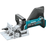 Makita XJP03Z 18V LXT Lithium-Ion Cordless Plate Joiner, Tool Only