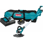 Makita XLS01T 18V LXT Brushless AWS Capable 9 in. Drywall Sander 5.0 Ah Kit