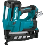 Makita XNB02Z 18V LXT Lithium-Ion Cordless 2-1/2 in. Straight Finish Nailer, 16 Ga., Tool Only