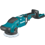 Makita XOP02Z 18V LXT Lithium Ion Brushless Cordless 5/6 in. Dual Action Random Orbit Polisher, Tool Only