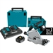 Makita XPS01PTJ 18V X2 LXT Lithium‑Ion (36V) Brushless Cordless 6‑1/2 in. Plunge Circular Saw Kit (5.0Ah)