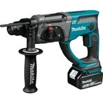 Makita XRH03T 18V Cordless 7-8 in. Rotary Hammer Kit