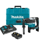 Makita XRH07PTUN 18V X2 LXT Lithium-Ion 36V Brushless Cordless 1-9/16 in. Advanced AVT Rotary Hammer Kit, SDS-MAX, AFT, AWS (5.0 Ah)