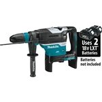 Makita XRH07ZKU 18V X2 LXT Lithium-Ion (36V) Cordless 1-9/16 In. Advanced AVT Rotary Hammer with AWS, Tool Only