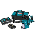 ​Makita XRH08PTW 18V X2 LXT (36V) Brushless Cordless 1‑1/8 in. AVT Rotary Hammer Kit