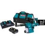 Makita XRH10PTW 18V X2 LXT (36V) Brushless Cordless 1‑1/8 in. AVT Rotary Hammer Kit