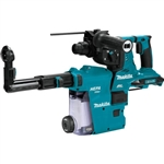 Makita XRH10ZW 18V X2 LXT (36V) Brushless Cordless 1‑1/8 in. AVT Rotary Hammer with Extractor