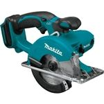 Makita XSC01Z 18V LXT Lithium‑Ion Cordless 5‑3/8 in. Metal Cutting Saw, Tool Only