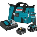 Makita XSF03TX2 18V LXT Lithium-Ion Brushless Cordless 4000 RPM Drywall Screwdriver Kit with Autofeed Magazine (5.0 Ah)
