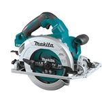 Makita XSH08Z 18V X2 LXT Lithium‑Ion (36V) Brushless Cordless 7‑1/4 in. Circular Saw with Guide Rail Compatible Base, Tool Only