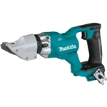 Makita XSJ03Z 18V LXT Lithium Ion Brushless Cordless 14 Gauge Straight Shear, Tool Only