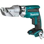 Makita XSJ04Z 18V LXT Lithium Ion Brushless Cordless 18 Gauge Offset Shear, Tool Only