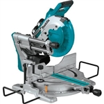 Makita XSL06Z 18V X2 LXT Lithium Ion (36V) Brushless Cordless 10 in. Dual Bevel Sliding Compound Miter Saw with Laser, Tool Only