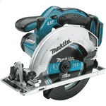 Makita XSS02Z 18V LXT 6-1/2 in. Circular Saw, Tool Only