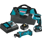 Makita XT255T 18V LXT Lithium Ion Cordless 2 Pc. Combo Kit (5.0Ah)