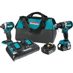 Makita XT275PT 18V Cordless 2 Piece Combo Kit