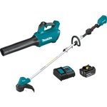 Makita XT286SM1 18V LXT Lithium Ion Brushless Cordless 2 Pc. Combo Kit (4.0Ah)