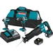 Makita XT328M 18V LXT Lithium Ion Brushless Cordless 3‑Pc. Combo Kit, 4.0Ah