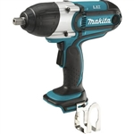 Makita XWT04Z 18V LXT Lithium‑Ion Cordless 1/2 in. Sq. Drive Impact Wrench, Tool Only