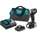 Makita XWT12RB 18V LXT Lithium‑Ion Sub‑Compact Brushless Cordless 3/8 in. Sq. Drive Impact Wrench Kit (2.0Ah)