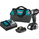 Makita XWT13RB 18V LXT 1/2 in. Square Drive Impact Wrench