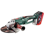 Metabo 613101640 WPB 36 LTX BL 230 9 in. Cordless Angle Grinder