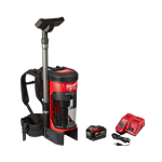 Milwaukee 0885-21HD M18 FUEL 3 in 1 Backpack Vacuum Kit