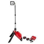 Milwaukee 2120-22HD M18 ROCKET Dual Pack Tower Light with ONE-KEY