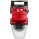 Milwaukee 2155-AC Radius LED 70 Watt Temp. Site Light