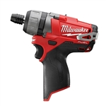 "2402-20 M12 FUEL 1/4"" Hex 2-Speed Screwdriver by Milwaukee Tool"