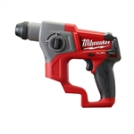 "2416-20 M12 FUEL 5/8"" SDS Plus Rotary Hammer by Milwaukee Tool"