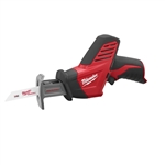 Milwaukee 2420-20 M12 Hackzall Reciprocating Saw