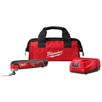 Milwaukee 2426-21 M12 Cordless Li-Ion Multi-Tool Kit